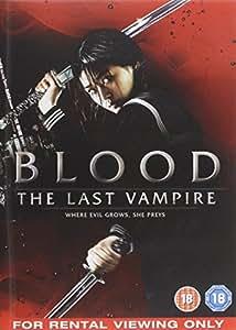 Blood The Last Vampire [DVD]