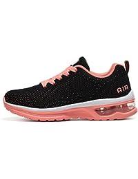 Unisex Scarpe da Ginnastica Corsa Sportive Running Sneakers Fitness Interior Casual all'Aperto
