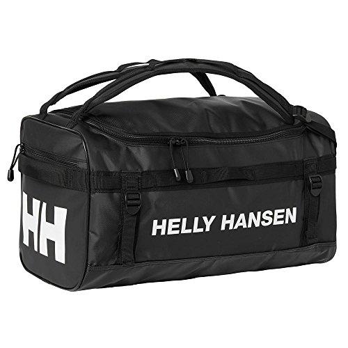 Helly Hansen HH New Classic Duffel 67166 Bolsa de Viaje, 45 cm, 30 litros, Negro