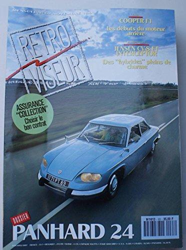 Revue RetroViseur N 63 Dossier Panhard 24