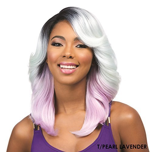 Sensationnel Synthetic Hair Wig Instant Fashion Wig Couture Taraji (F1B/30) by Sensationnel