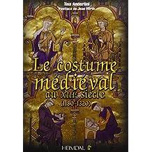 Le Costume meDieVale Au XIIIeMe SieCle (1180-1320)