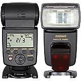 Yongnuo YN - 568EX professionnel TTL Sans fil Flash Speedlight pour Nikon D700/D3, D3s, D3 x D2x/D300/D300S/D7000 D90 D80 D70S D70 D60, D3000, D3100