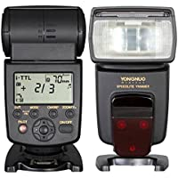 Yongnuo profesional YN-568EX inalámbrico de Flash TTL Speedlite Speedlight para Nikon D700 D3 D3s D 3 x D 2 x D300 D300S D7000 D90 D80 D70 D70S D60 D3000 D3100