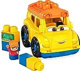 Mega Bloks Macchina Amico Blocco Scuola Bus, GCX10
