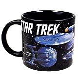 Kaffeetasse Star Trek 50th Anniversary