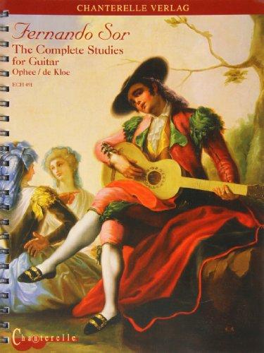 SOR - Estudios Completos para Guitarra (Urtext)