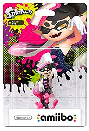 Splatoon Callie amiibo (Nintendo Wii U/Nintendo 3DS)