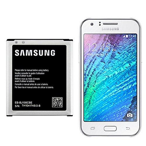 Samsung-Akkublock EB-BJ100CBE, passend für das Samsung Galaxy J1