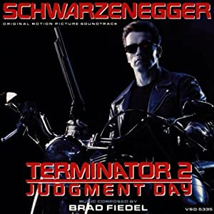 Terminator 2 Judgment Day Brad Fiedel Amazon De Musik