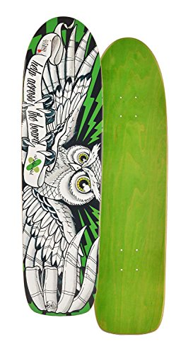 JUCKER HAWAII Skateboard/Cruiser Deck SKOWL - Skateboard Grinder