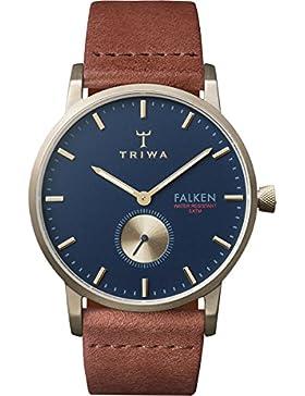 Triwa Unisex Erwachsene-Armbanduhr FAST104-CL010217
