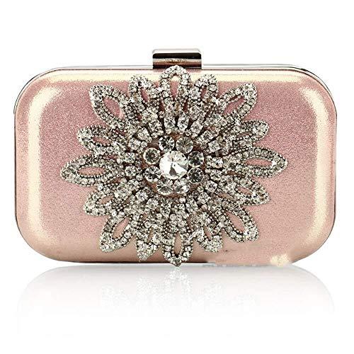 Chenteshangmao borsa da sera con strass da donna, borsa moda donna, nuova frizione diamantata, alta qualità hardware importato classico portafoglio moda