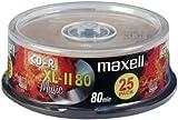 Maxell CD-R 80 mins XL-II 80 Digital Audio