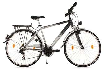 VTC homme 28'' Helix gris TC 50 cm KS Cycling