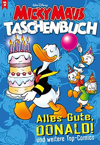 Micky Maus Taschenbuch 15