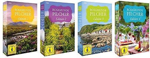 Rosamunde Pilcher - Edition 1-4