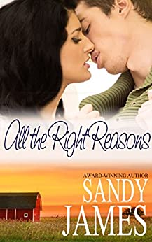 All the Right Reasons (Damaged Heroes Book 3) by [James, Sandy]