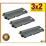 Pack 2 Unidades Brother TN 2120 compatible , Toner compatible: Producto Remanufacturado en España. Impresoras Compatibles: Brother hl2140 /2150n /dcp7030 /dcp7040 /dcp7045 /mfc7320 /mfc7440 /mfc7840