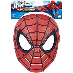 Marvel - Figura de Spiderman, máscara (Hasbro B9763EU4)