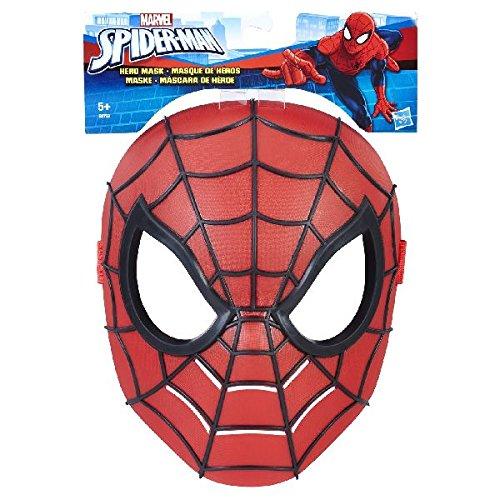 (Spider-Man A1514– Spiderman-Maske Maske   Taglia única Mehrfarbig)