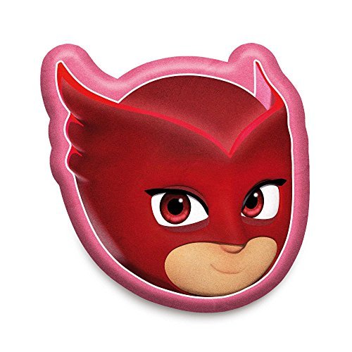 Kids Disney P J Mask Owlette Amaya Shaped Pillow