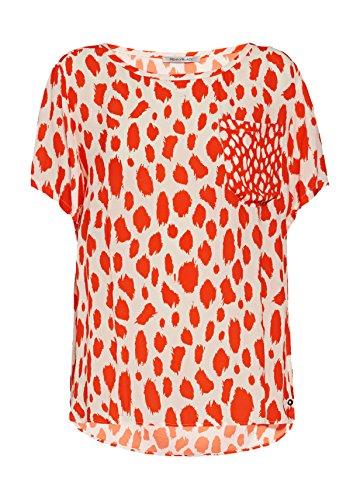 Pennyblack Edera, Camicia Donna fantasia arancio