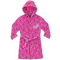 JoJo Siwa Girls Jo Jo Dressing Gown Pink Age 8 to 9 Years