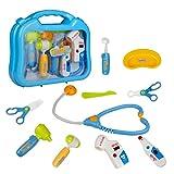 Akokie Doctors Kit, Medical Kit Box, Doctor Set for Kids, Doctor Role Play for Kids Children 3 4 5 6 Years Old, Randomly Deliveried
