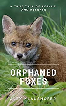 Orphaned Foxes: A true tale of rescue and release by [Klaushofer, Alex]