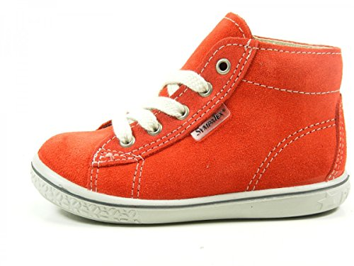 Ricosta Zayni, Sneakers basses mixte enfant Rouge