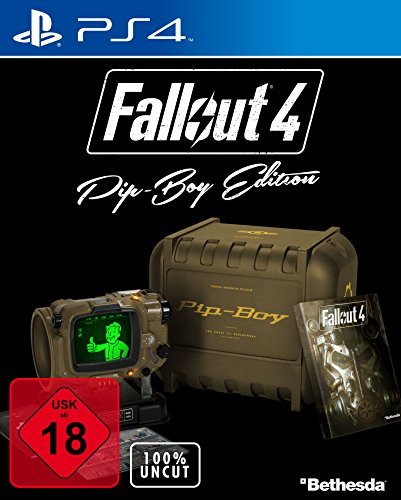 fallout 4 pip boy edition Fallout 4 Uncut - Pip-Boy Edition - [PlayStation 4]