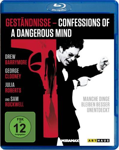 Bild von Geständnisse - Confessions of a dangerous Mind [Blu-ray]