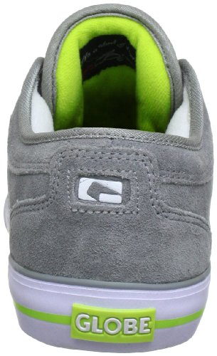 Globe Tb, Chaussures de skate homme Gris (14054 Grey Lime)