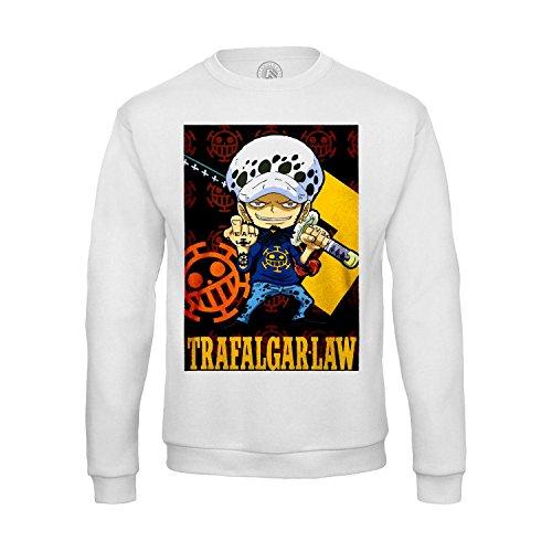bd23077bb8a6 Felpa trafalgar law | Opinioni & Recensioni di Prodotti 2019 ...