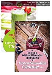 Green Smoothie Cleanse Box Set: Unofficial Extra Recipes For Your 10-Day Cleanse by Charity Wilson (2015-04-27)