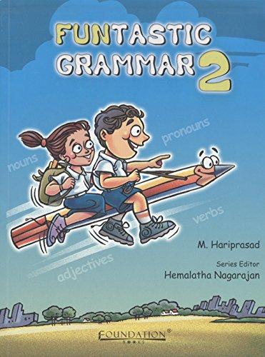 Funtastic Grammar 2 por M. Hariprasad