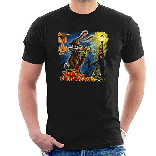 The Man Who Famred Me Roger Rabbit Men's T-Shirt gebraucht kaufen  Wird an jeden Ort in Deutschland