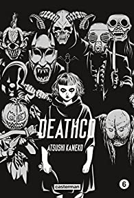Book's Cover ofDeathco