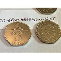 TGBCH Athletics 2011 Olympic Games 50p Commemorative Unlimited Supply