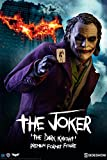 Sideshow Collectibles SS300251 DC Comics Batman The Joker The Dark Knight Figure