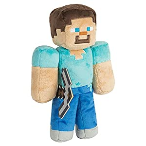Minecraft – Steve Kuscheltier