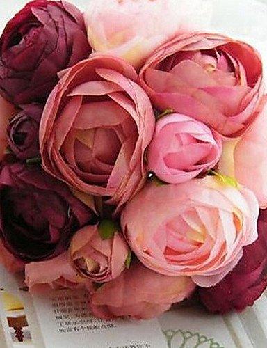 mode-bouquetfleurs-artificielles-un-bouquet-de-10-roses-de-soie-de-simulation-de-tissu-wedding-bouqu