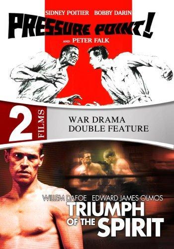 Pressure Point! / Triumph of the Spirit - 2 DVD Set (Amazon.com Exclusive) by Sidney Poitier