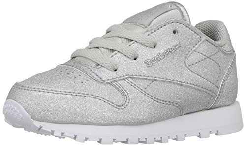 Reebok Baby-Boys Unisex-Child Classic Leather SYN - K Classic Leather Syn