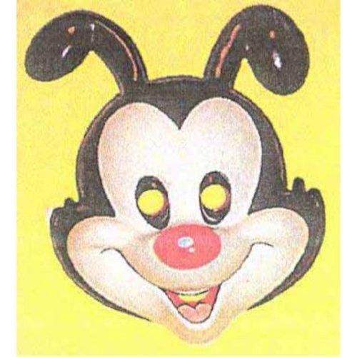 Cartoon Maske Kostüm yakko Animaniacs PVC Lizenz Yacko (Kostüm Animaniac)