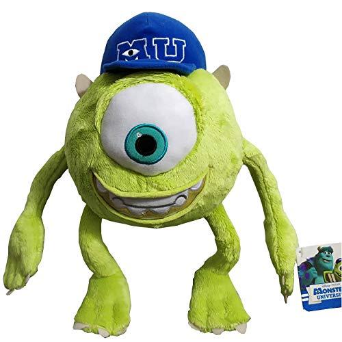xuritaotao Monster Inc Mike Wazowski Plüschtier Monster University Weiche Gefüllte Puppe Für Kinder Geschenk 32 cm