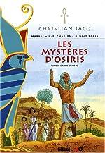 Les Mystères d'Osiris, Tome 2 - L'arbre de vie de Christian Jacq