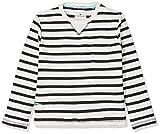 TOM TAILOR Kids Jungen Langarmshirt T-Shirts 1/1, Blau (Deep Ocean Sea 6944), 128 (Herstellergröße: 128/134)