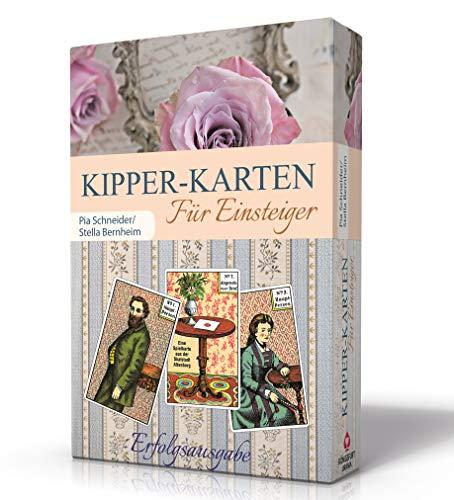 Kipper-Karten für Einsteiger: Set mit Buch und Karten -